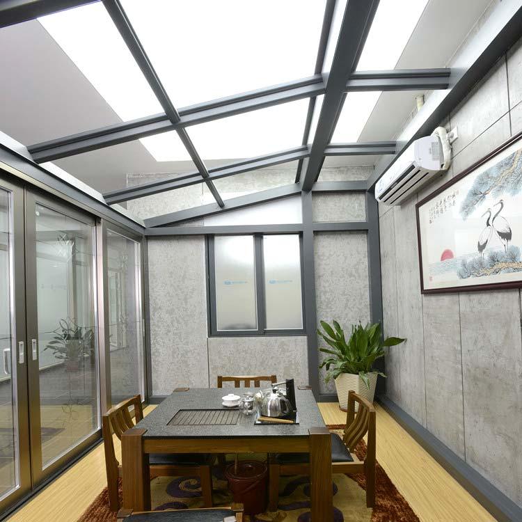 Serindan cerramientos de aluminio for Cerramientos oficinas